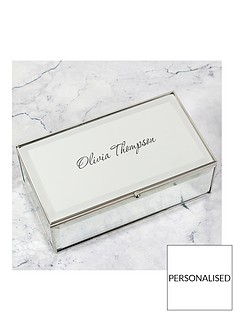 personalised-glass-mirrored-jewellery-box