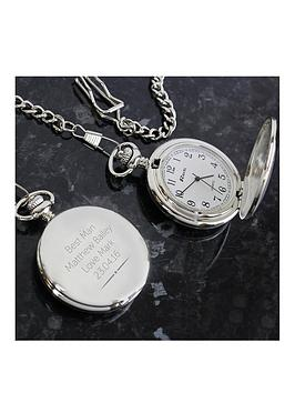 Very Personalised Pocket Watch Picture