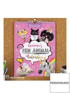 personalised-rachael-hale-fun-animals-calendar