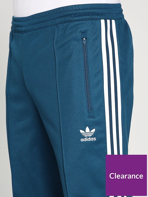 Beckenbauer Track Pants Teal