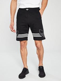 adidas-originals-spirit-outline-shorts-black