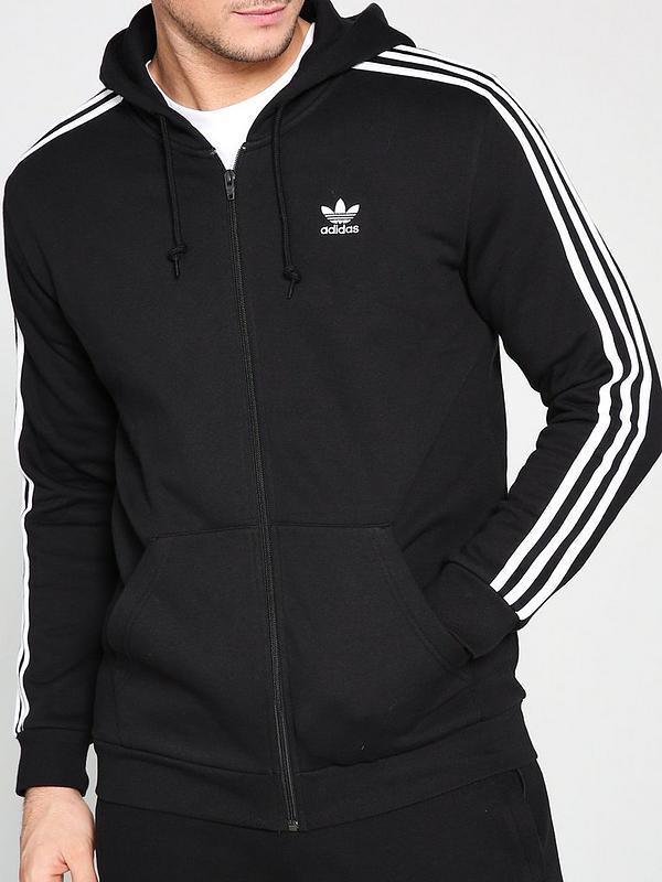 adidas hoodie zipper