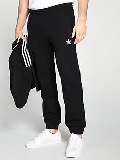 adidas-originals-trefoil-pants-black