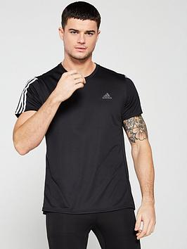 adidas-3snbsprunning-t-shirt-black