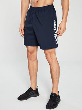 adidas-linear-core-chelsea-shorts-black