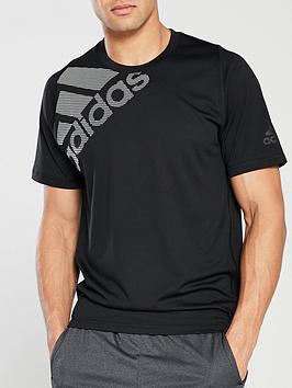 Adidas   Bos Training T-Shirt - Black