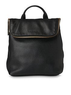 whistles-leather-mini-verity-back-pack-black