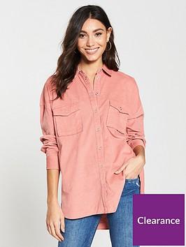 river-island-river-island-boyfriend-fit-cord-shirt--pink