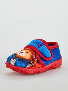 paddington bear slipper