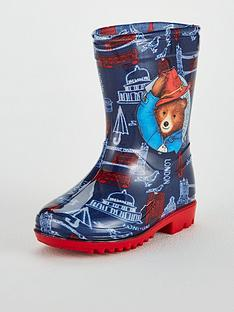 paddington-bear-wellie
