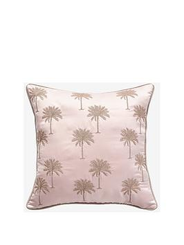 Michelle Keegan Home Michelle Keegan Home Palm Cushion Picture