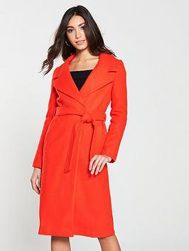 river-island-robe-coat--red