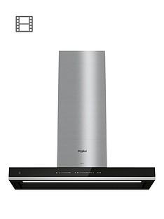whirlpool-w-collectionnbspwhss90ftsk-90cm-t-shape-chimney-hood-blacksteel