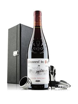 Virgin Wines Virgin Wines Chateauneuf-Du-Pape Cuvee Speciale With  ... Picture
