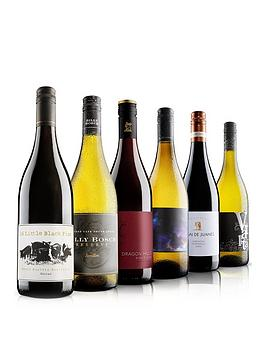 Virgin Wines Virgin Wines Boutique 6 Pack - Whites/Reds Mix Picture