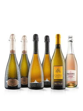 Virgin Wines Virgin Wines Italian 6 Pack Fizz Selection Including Prosecco Picture