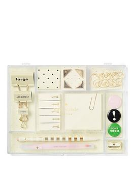 kate spade new york  Kate Spade New York Kate Spade Tackle Stationary Box