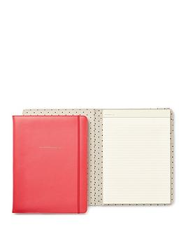 kate spade new york  Kate Spade New York Kate Spade She Wrote The Book Notebook