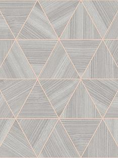 arthouse-venner-triangle-pink-amp-rose-gold-wallpaper