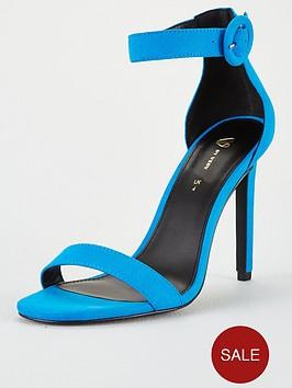 v-by-very-bellasima-high-minimal-sandal-bright-blue