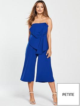 v-by-very-petite-origami-culotte-jumpsuit-cobalt-blue