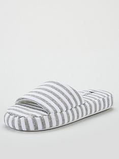 v-by-very-wanda-stripynbspslider-slipper-grey-white