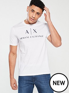 armani-exchange-logo-t-shirt-white