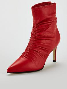 dune-london-dune-ruched-dressy-ankle-boot