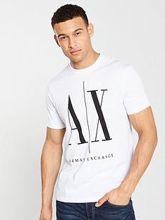 armani-exchange-big-logo-t-shirt-white