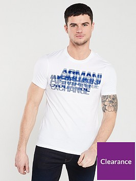armani-exchange-graphic-logo-t-shirt-white