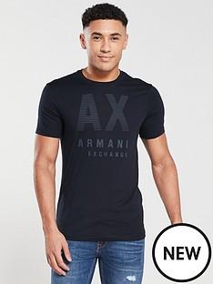 armani-exchange-large-logo-t-shirt-navy