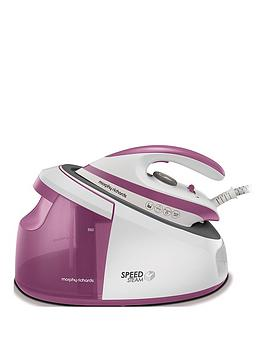 Morphy Richards Morphy Richards Speed Steam Generator Iron 333201 -  ... Picture
