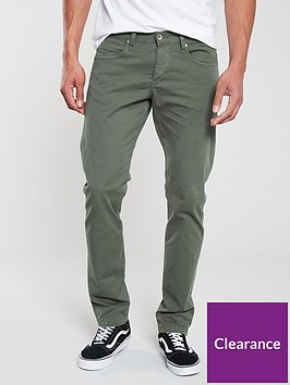 armani-exchange-casual-trousers-castor-grey