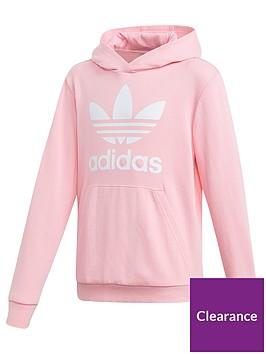adidas-originals-girls-trefoil-hoodienbsp--pink