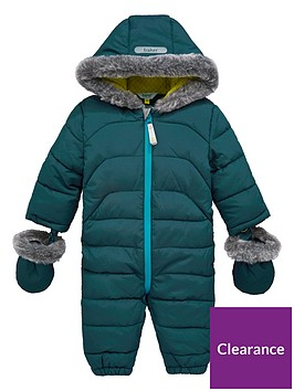2f2e68517 Baker by Ted Baker Baby Boys Snowsuit