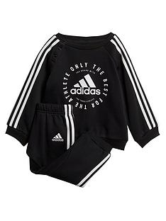 adidas-boys-3-stripe-jogg-suit