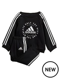adidas-boys-3-stripe-jogg-suit