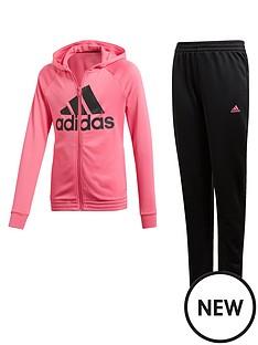 adidas-girls-hooded-pes-tracksuit