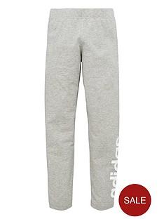 adidas-girls-linear-leggings