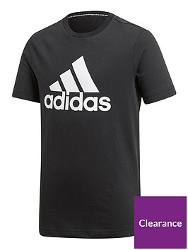 adidas-boys-2-pack-short-sleeve-t-shirts-blackwhite