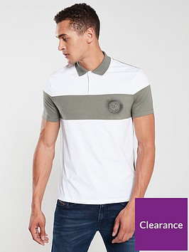 armani-exchange-chest-panel-polo-shirt-castor-greywhite