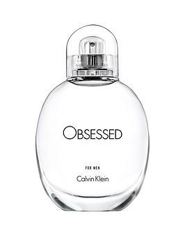 Calvin Klein Calvin Klein Obsessed For Men 75Ml Eau De Toilette Picture