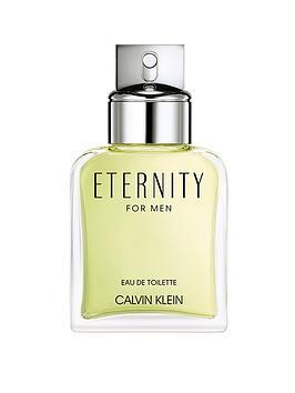 Calvin Klein Eternity For Men 50Ml Eau De Toilette