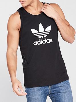 adidas Originals Adidas Originals Trefoil Tank Picture