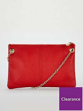 oasis-leather-clutch-mid-red