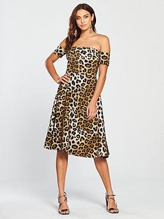 v-by-very-leopard-prom-dress-printed