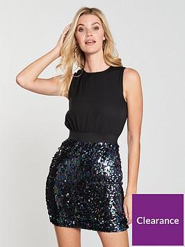 ax-paris-nbsp2-in-1-sequin-dress-blacknbsp