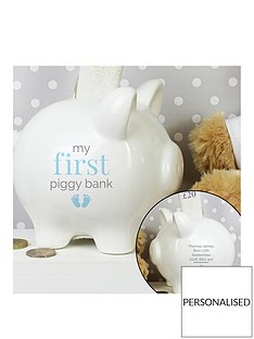 personalised-my-first-piggy-bank