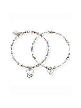 chlobo-rose-and-silver-double-devotion-set-of-2-bracelets