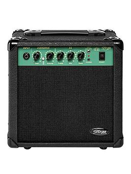Compare retail prices of 10-Watt Electric Guitar Amplifier to get the best deal online